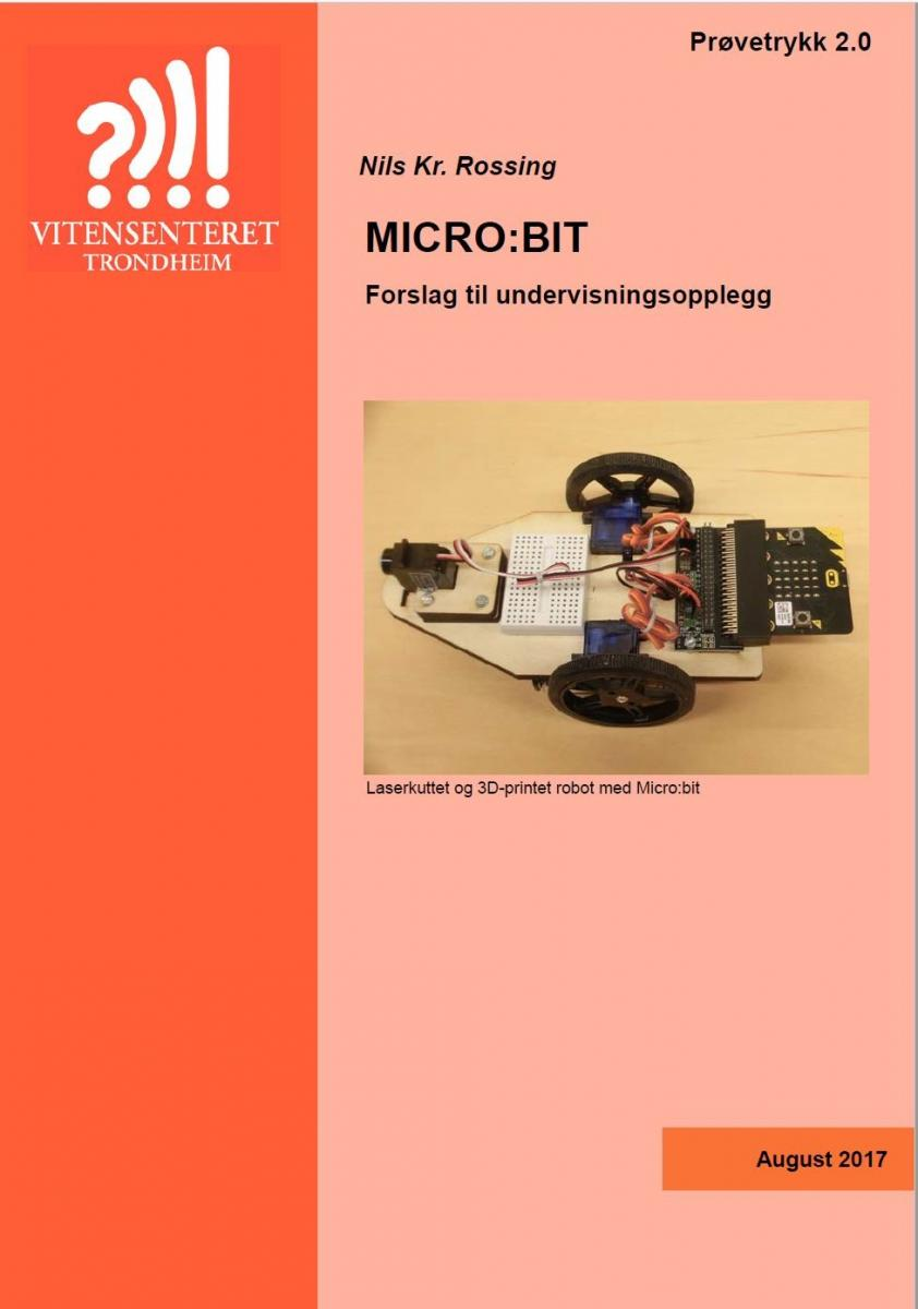 Forside Microbit-hefte