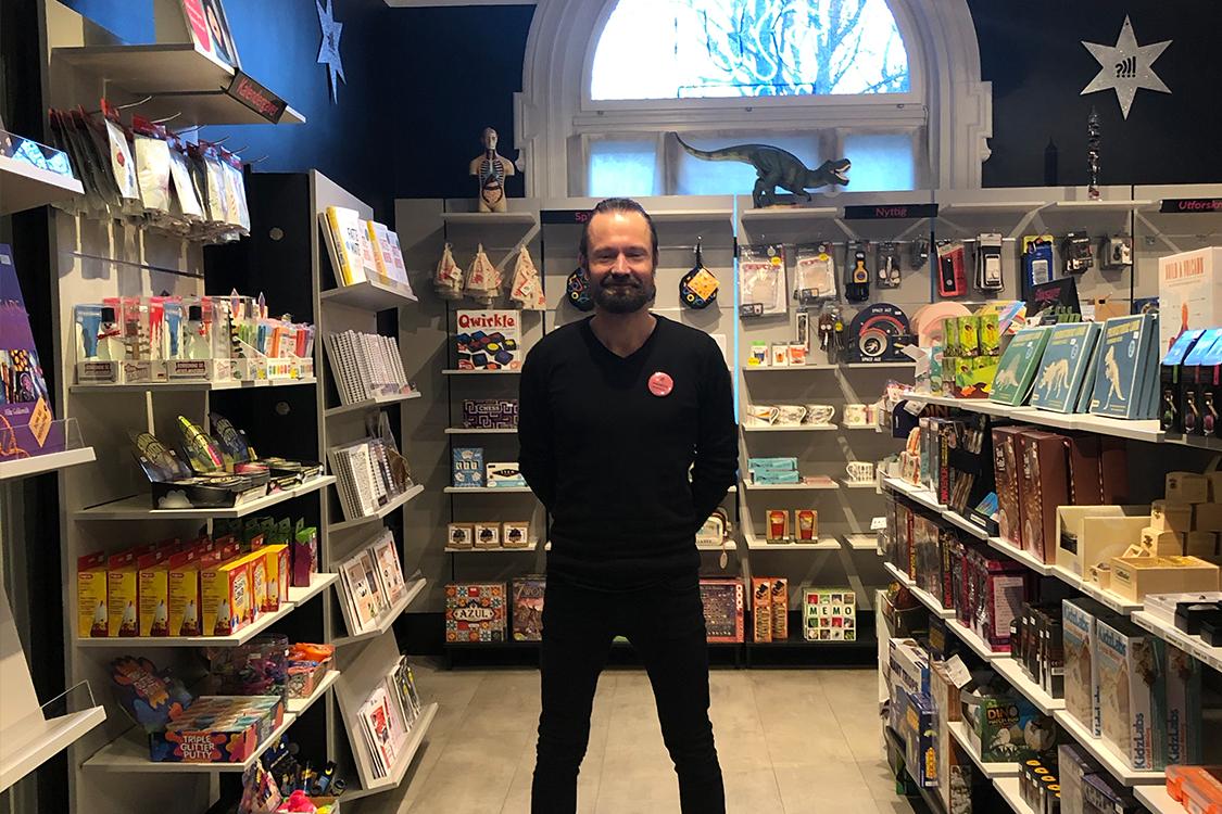Butikkleder Haakon