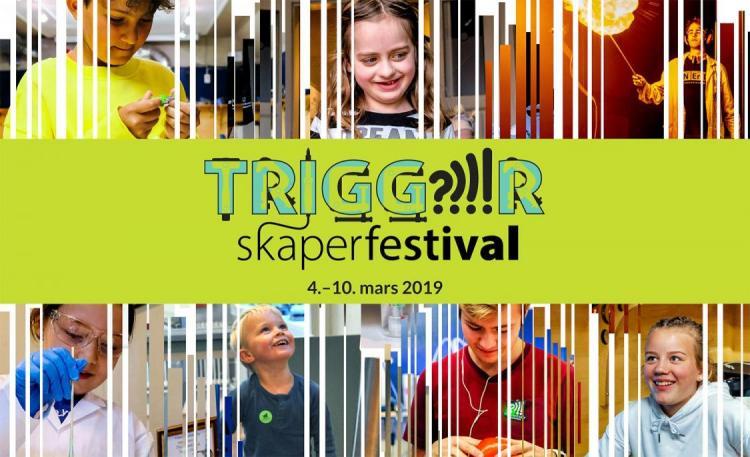 Påmelding for utstillere – Trigger skaperfestival 2019